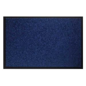 Droogloopmat Twister Kobalt Blauw
