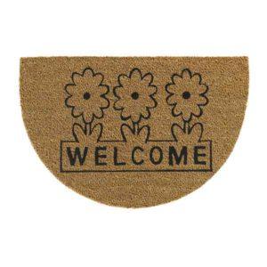 Kokosmat E-Coco Welcome Flowers