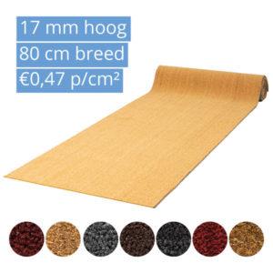 Kokosmat 17mm-hoog-80cm-breed
